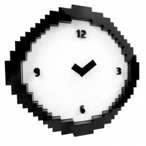 Horloge pixel