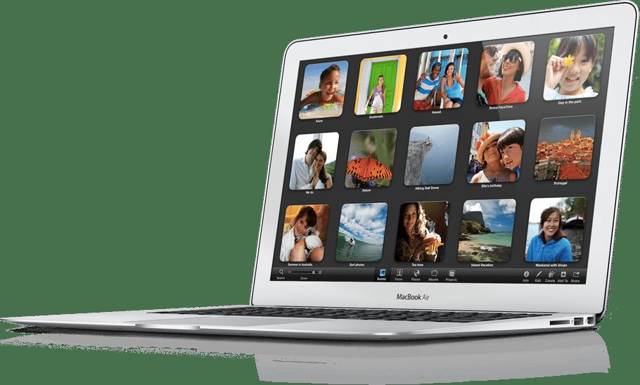 Nouveau MacBook Air 11″ 2012 Edition