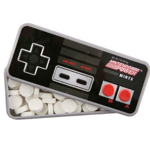 Manette Nintendo Nes Power Mints