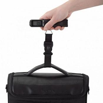 Pèse bagages électronique