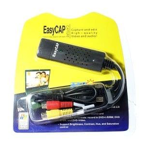 EasyCap : Carte d'acquisition Vidéo USB