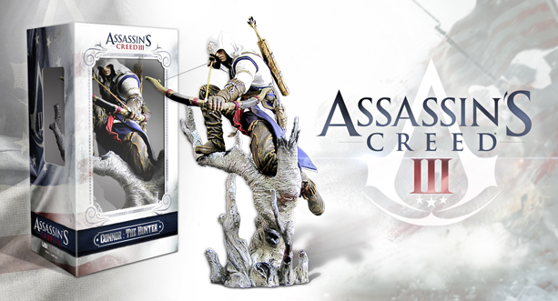 Assassin's Creed® III – Figurine