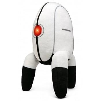 Peluche sonore sentry Portal 2