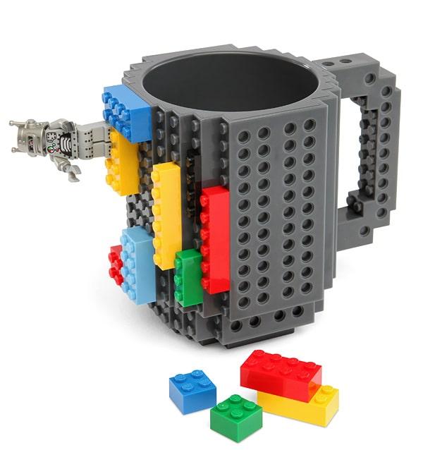 Mug Brick : Mettez du Lego dans votre café