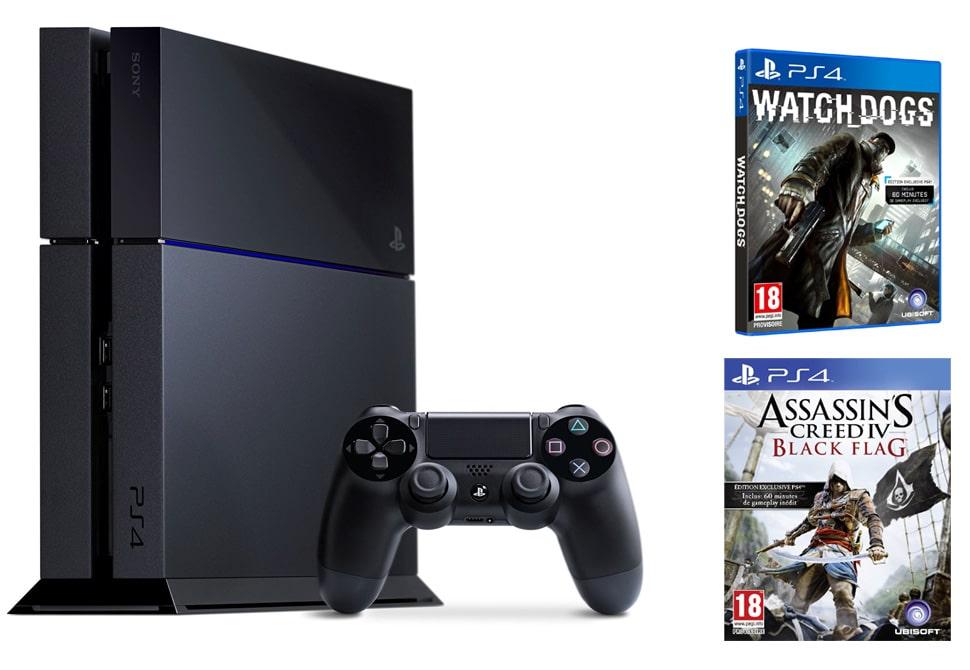 Le pack Playstation 4 à posséder absolument !