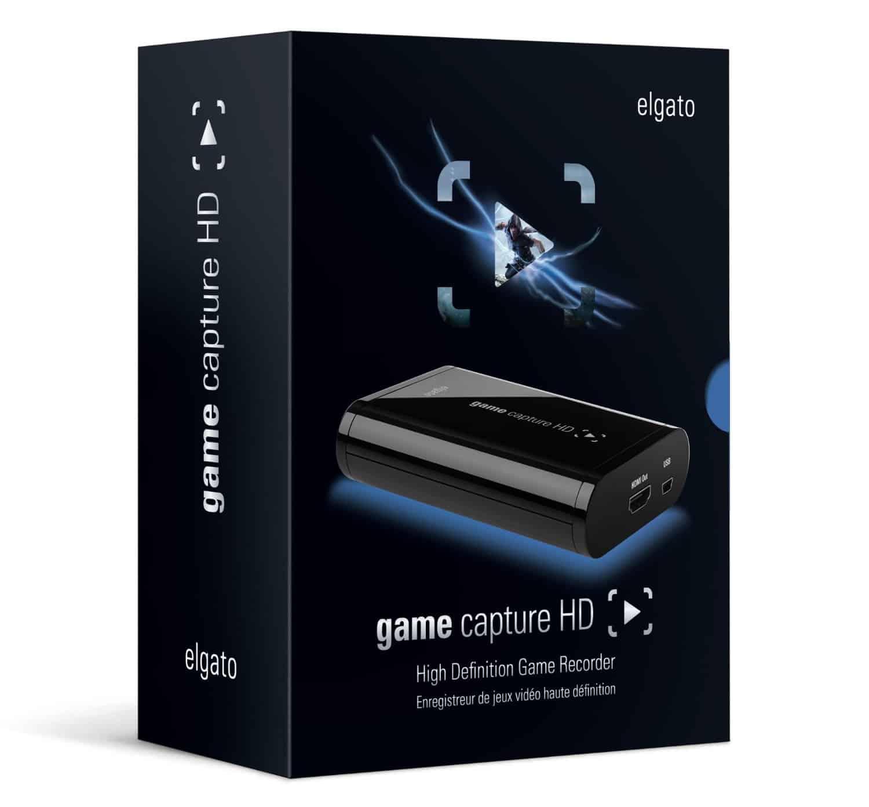 Elgato Game Capture HD pour moins de 120 euros