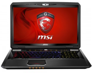 MSI GT70 : PC Portable pour Gamer + Battlefield 4 + Tablette 7,85″