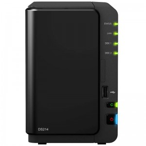 NAS Synology DS214 Play : Le media center ultime !