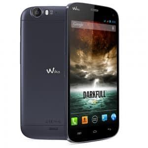 Smartphone Wiko Darkfull : enfin disponible !