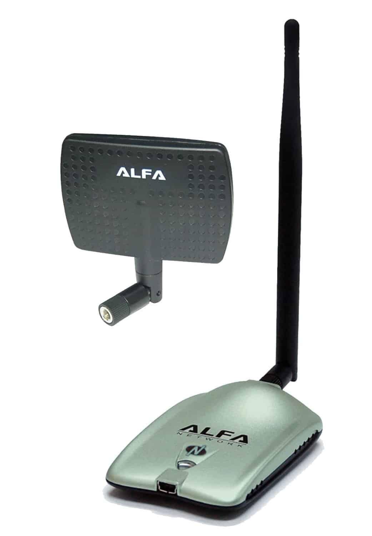 Alfa AWUS036NH 2000mW 2W 802.11g /n.