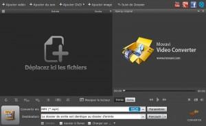 Movavi Video Converter : Le Convertisseur de fichiers vidéo le plus rapide du marché !