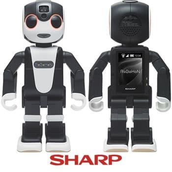 RoBoHon : Le Robot Téléphone et Assistant