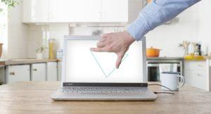 Transformez votre ordinateur portable ordinaire en un appareil à écran tactile