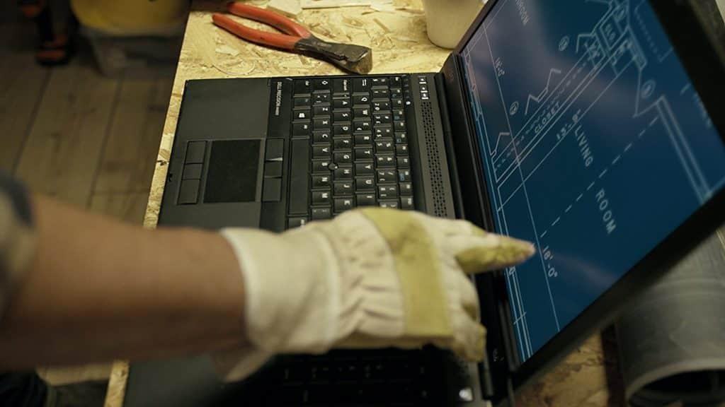 AirBar fonctionne même avec des gants.
