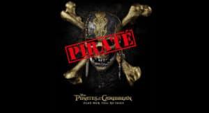 Pirates des caraïbes 5 déjà disponible en qualité BluRay sur le réseau Torrent